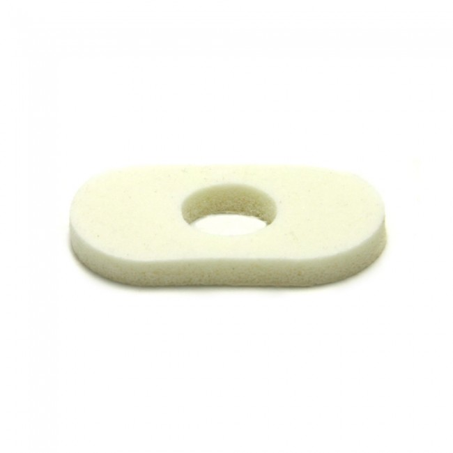 1/8 FOAM (CORN PAD W/CENTER HOLE)