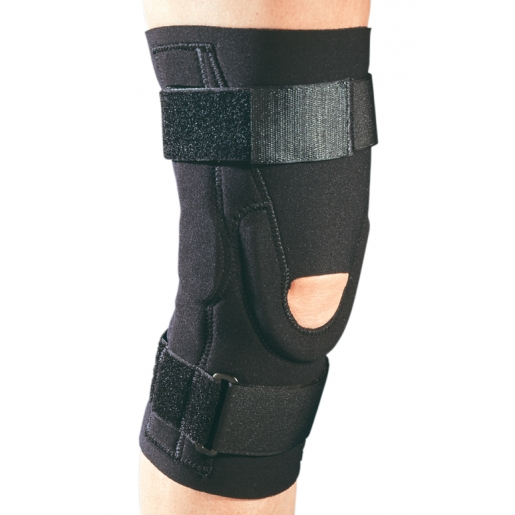 KNEE BRACE HINGED PATELLA STABILIZER S