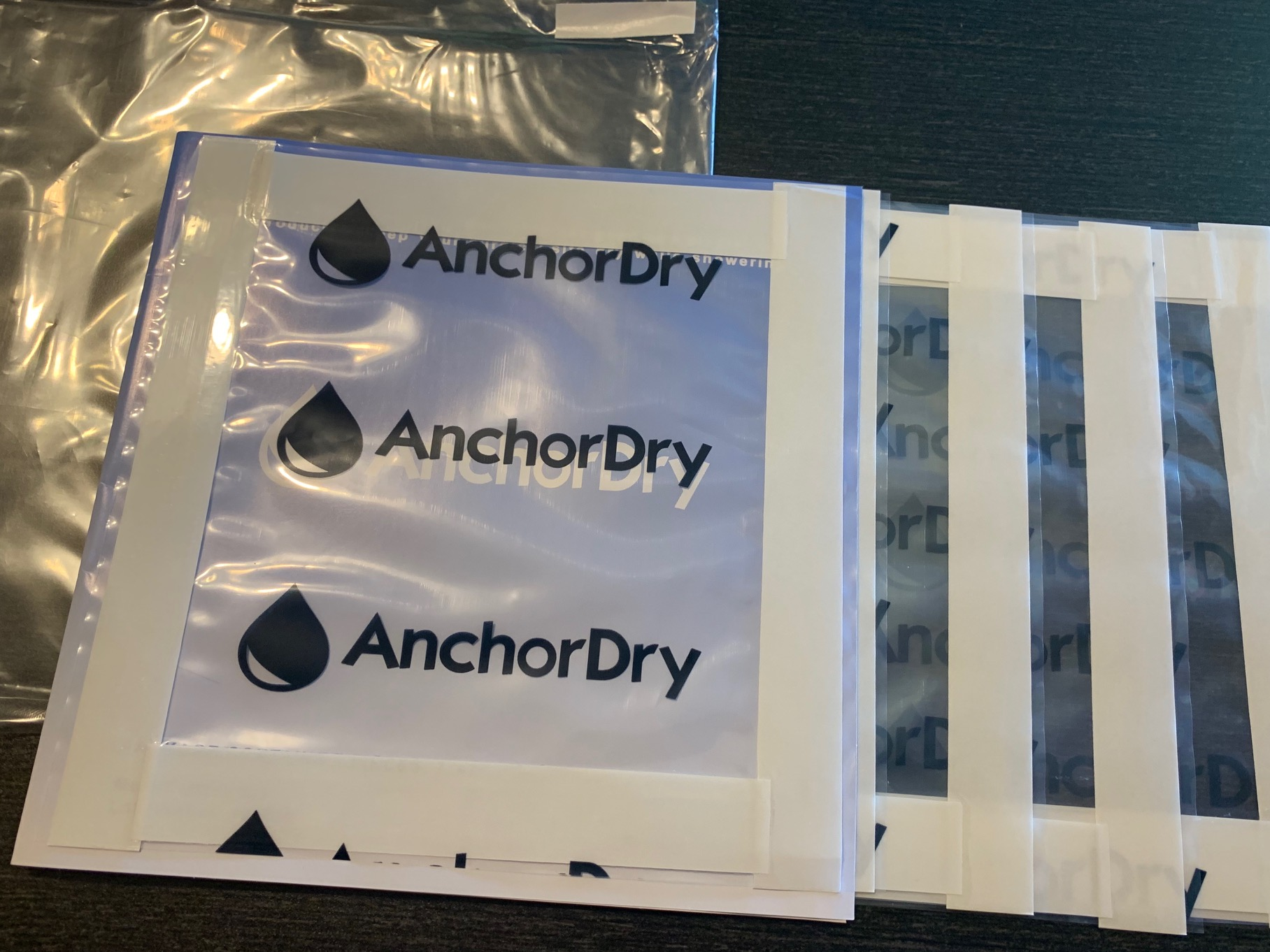 Anchor Dry 5x5