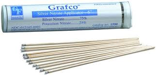 APPLICATORS SILVER NITRATE