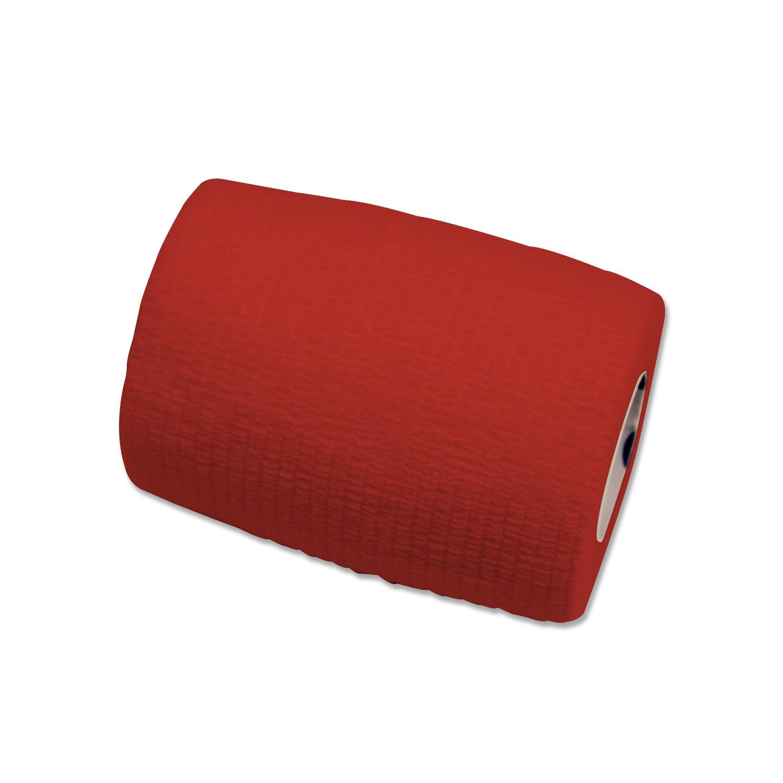 BANDAGE COFLEX 3X5YD LF RED