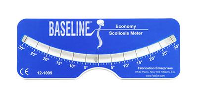 Scoliosis Meter Baseline®- Plastic Economy