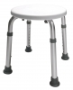 Lumex Round Bath Stool in Retail Package