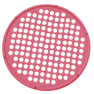 "Hand Exercise Web - Low Powder - 14"" Diameter - Red - Light:"