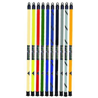 CanDo® Slim® WaTE™ Bar - 10 Piece - Set - 1, 2, 3, 4, 5, 6, 7, 8, 9, 10 lb: