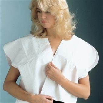 Exam Cape T/P/T Universal (White)