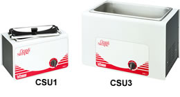 CLEAN AND SIMPLE ULTRASONIC CLEANERS 3 GALLON