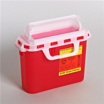 CONTAINER SHARP 5.4QT RED 20/CSE