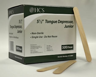"""DEPRESSOR TONGUE 6"""" NS"""