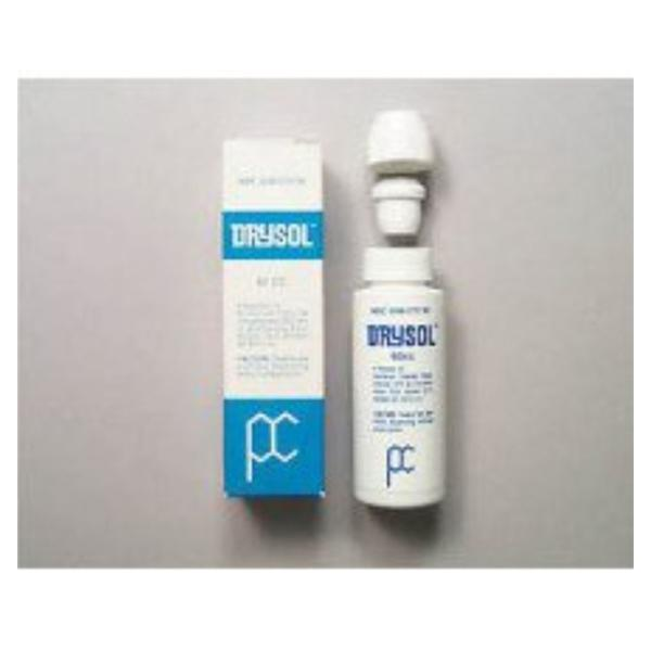 Drysol (Aluminum Chloride) Dab-o-matic Solution 20% 60mL Btl Ea
