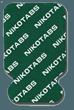 ELECTRODE RESTING TAB NIKOMED 100/PK 5PK/BX