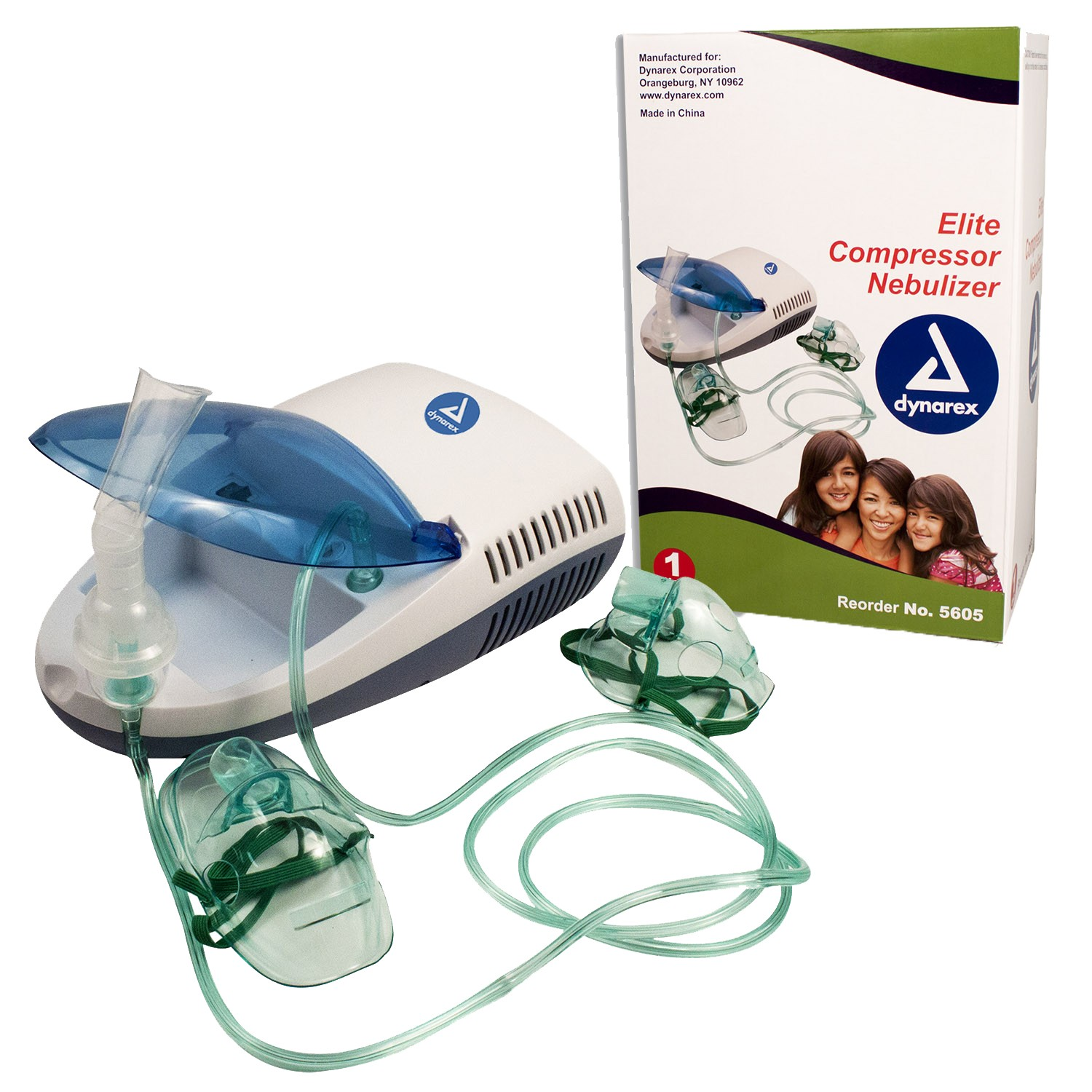 Elite Compressor Nebulizer