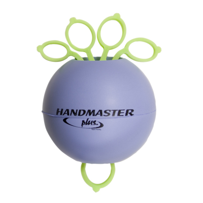 Handmaster Plus hand exerciser - purple, early rehabilitation: