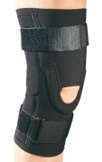 Knee Brace Hinged Patella Stabilizer LRG