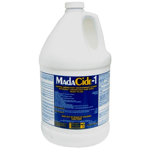 MadaCide-1Disinfectant Cleaner GAL 4/CSE