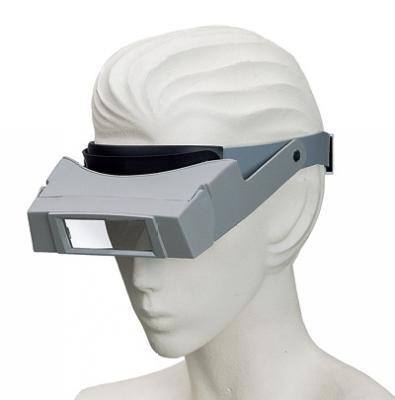 "Standard Magnifying Binocular Loupe 6"""