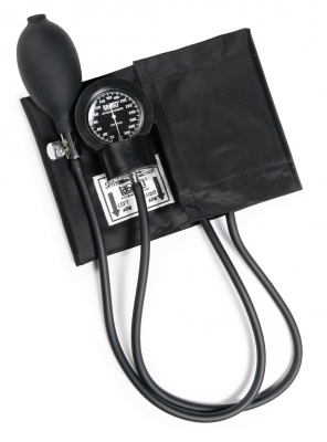 LUMINESCENT SPHYGMOMANOMETER W/GAUGE GUARD, ADULT