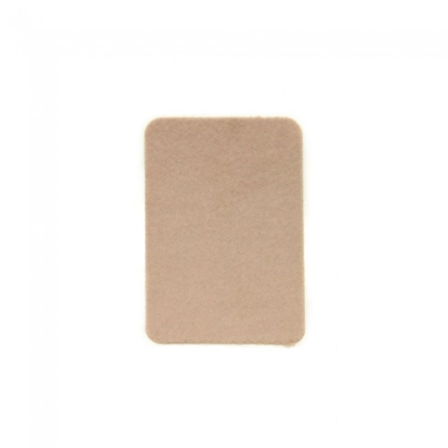 MOLESKIN SMALL RECTANGLE PAD 100/PKG