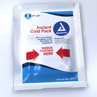 PACK COLD INSTANT 5X9