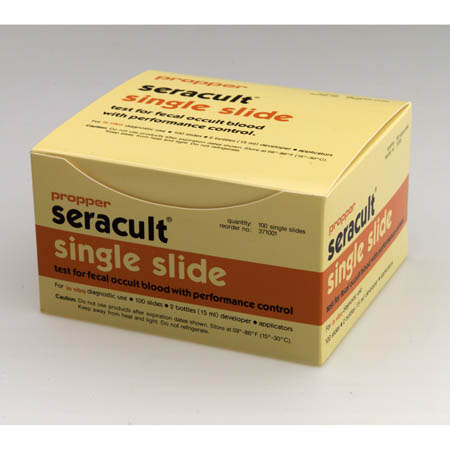 SLIDE SERACULT SINGLE 100/BX