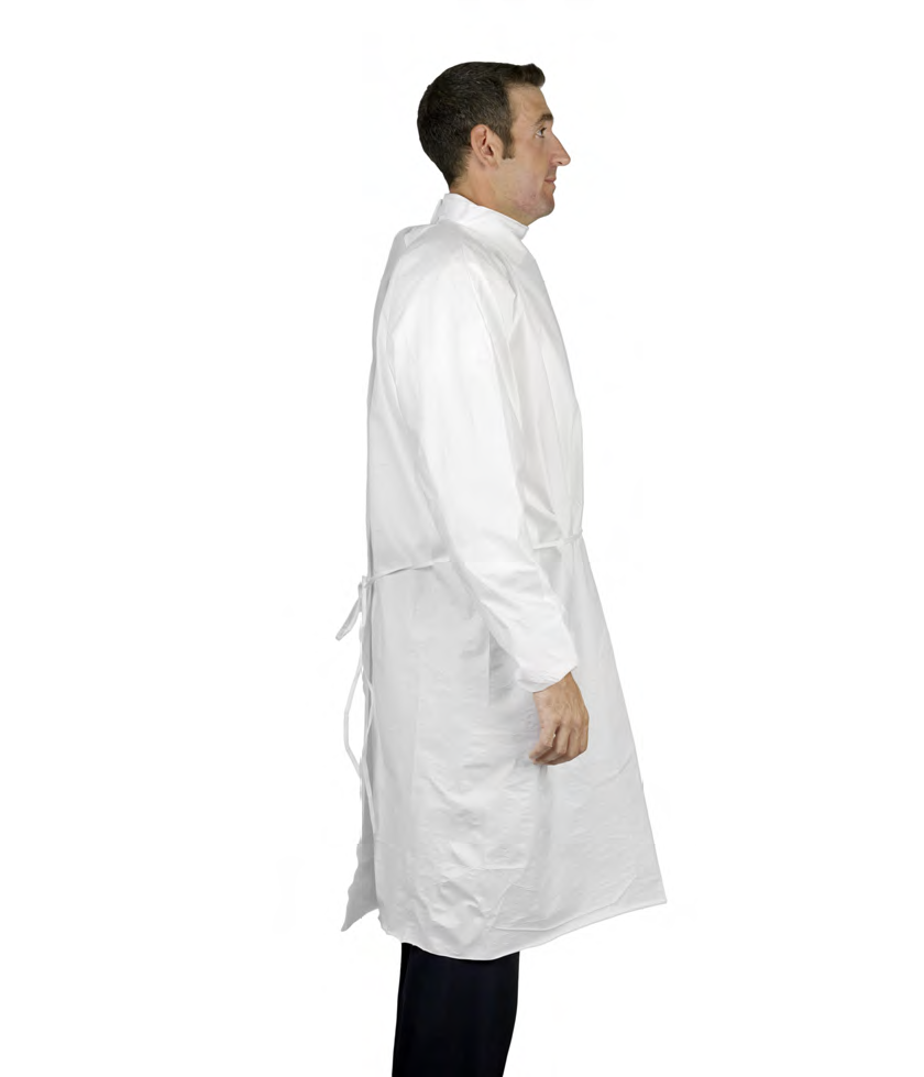 Sterile Chemo Compounding Gowns