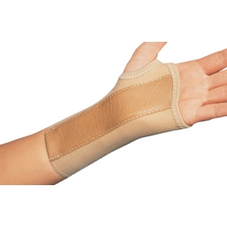 ELASTIC WRIST SUPPORT LEFT HAND