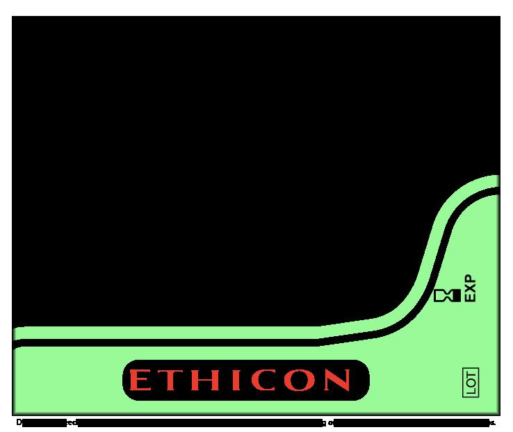 SUTURE ETHILON 6-0 P-1 CLEAR MONOFILAMENT 18IN