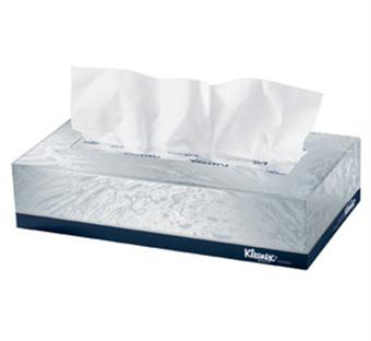 TISSUE FACIAL KLEENEX 2 PLY