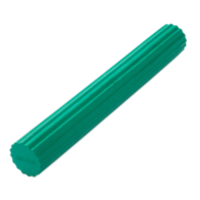 "Twist-n-Bend® Flexible Exercise Bar - 12"" - Green - Medium:"