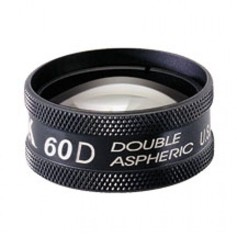 Volk 60D Small Aspheric Lens,Clear (31mm)